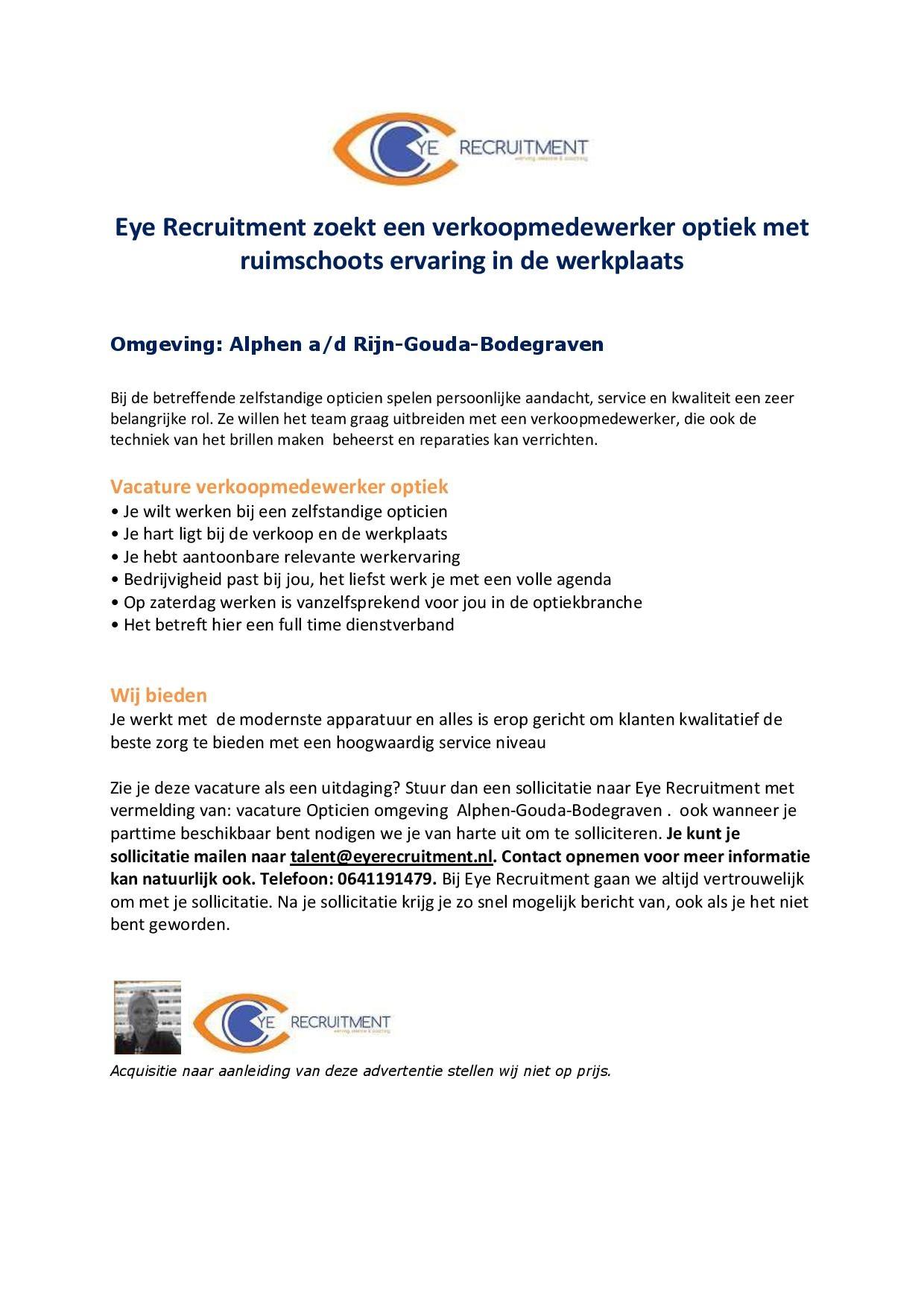 advertentie-tekst-vacature-van-dam