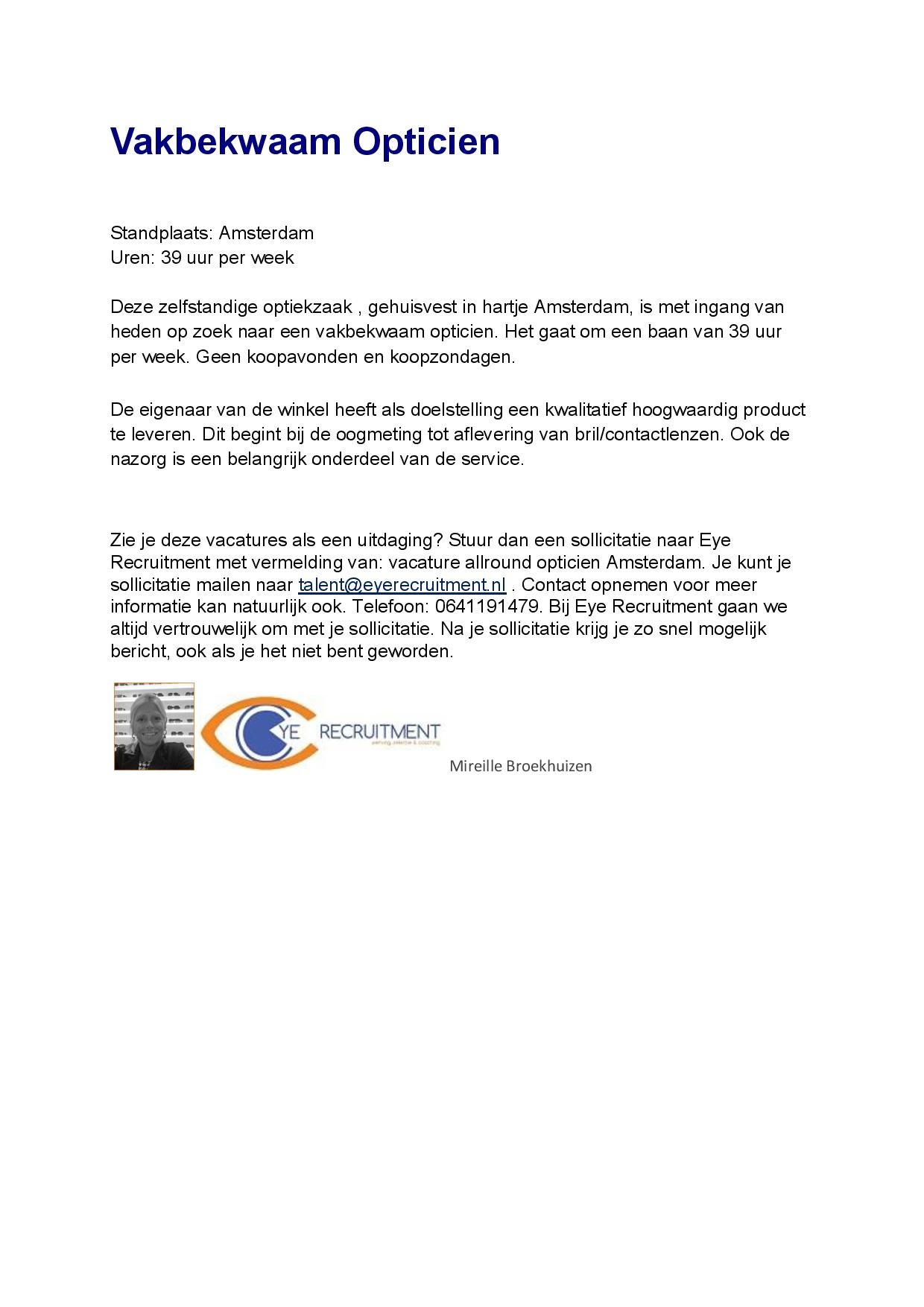 Vacature BAS optiek Gediplomeerde Opticien-page-001