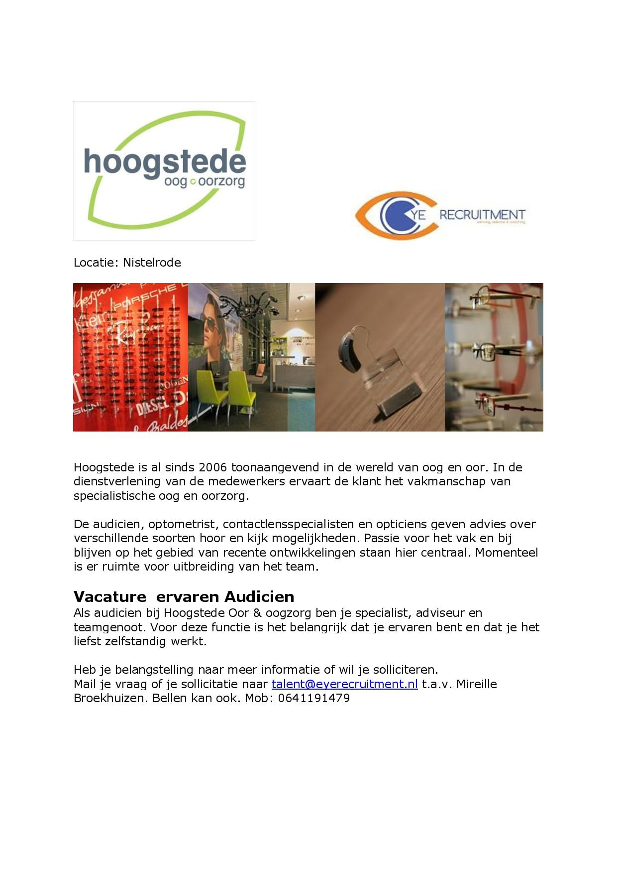 vacature audicien-hoogstede (2)